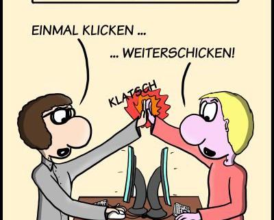 Malte Klingenhäger Comic: Sexismussamstag 2 – Seximus in Zeiten von Youporn