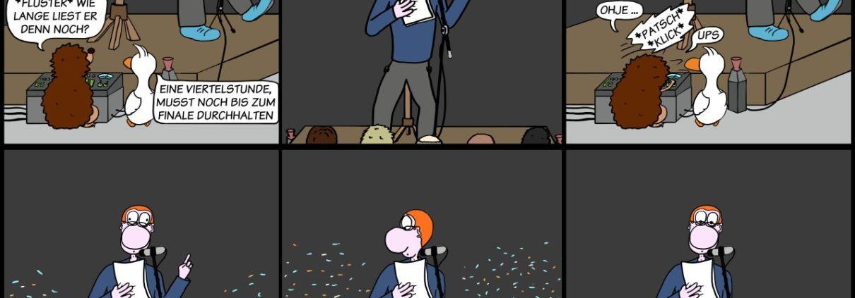 Der Wo Ente: Erlösung
