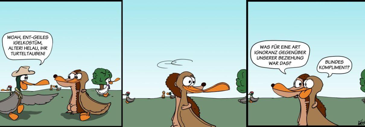 Der Wo Ente: Karneval der Tiere