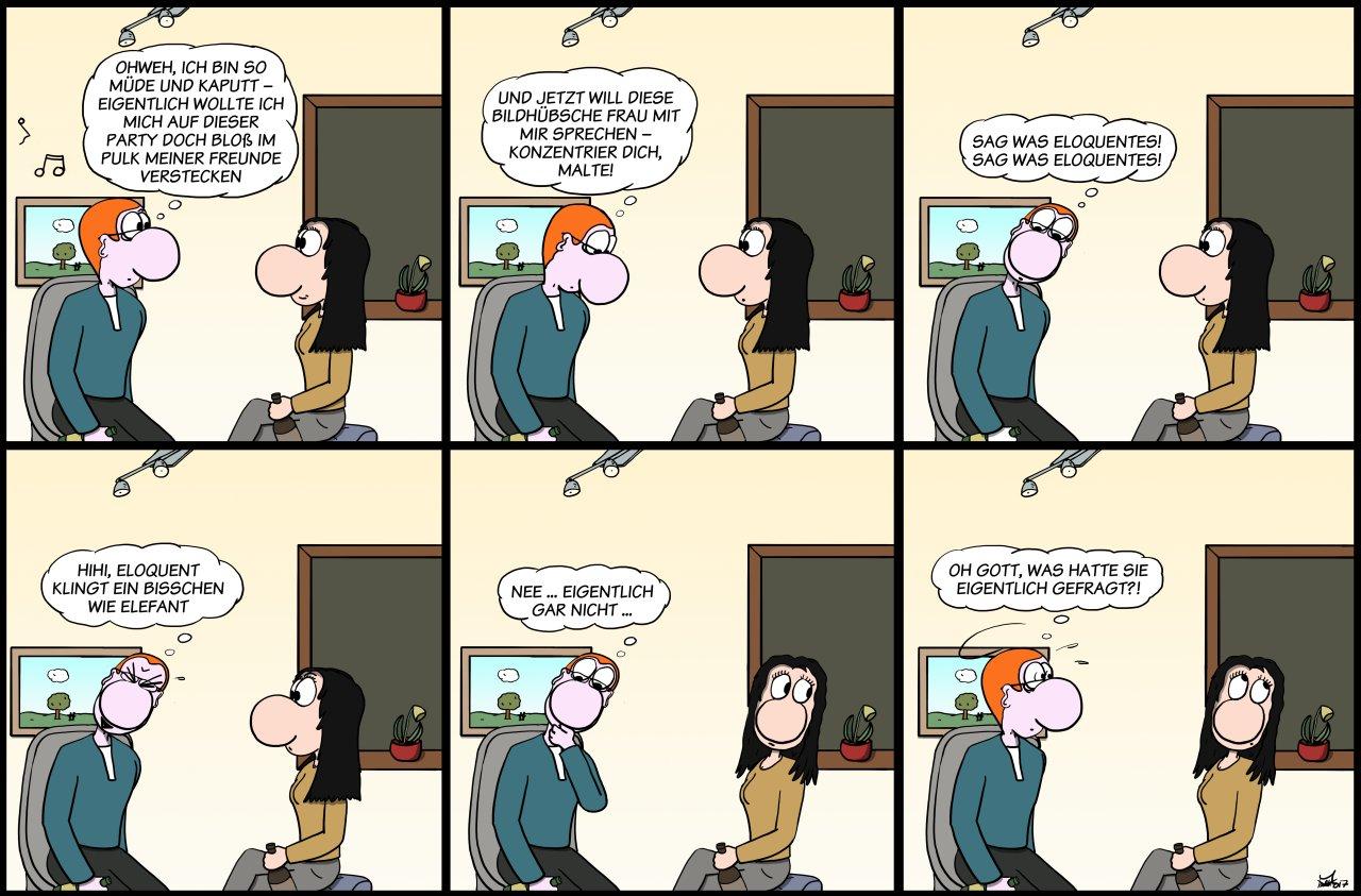 Der Wo Ente: Der Eloquant