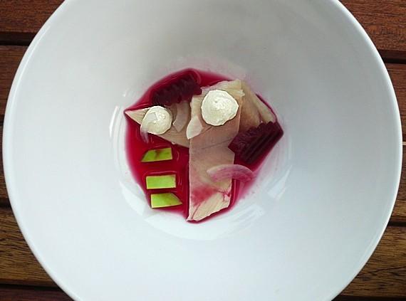 Malte Evers Rezept: Forelle – Alles schon fertig 2