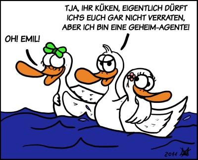Der Wo Ente: Ladys