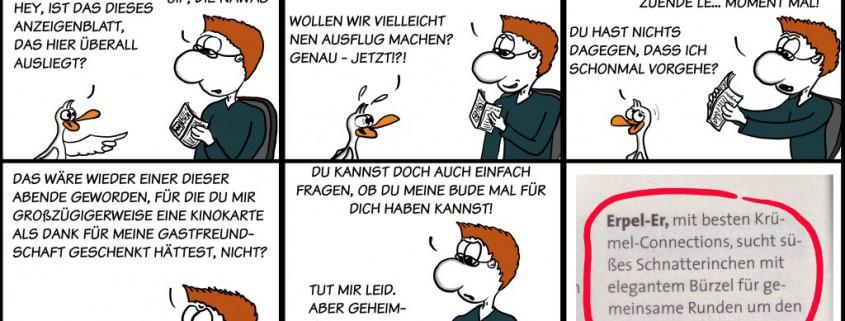 Der Wo Ente: Kruemel-Connection