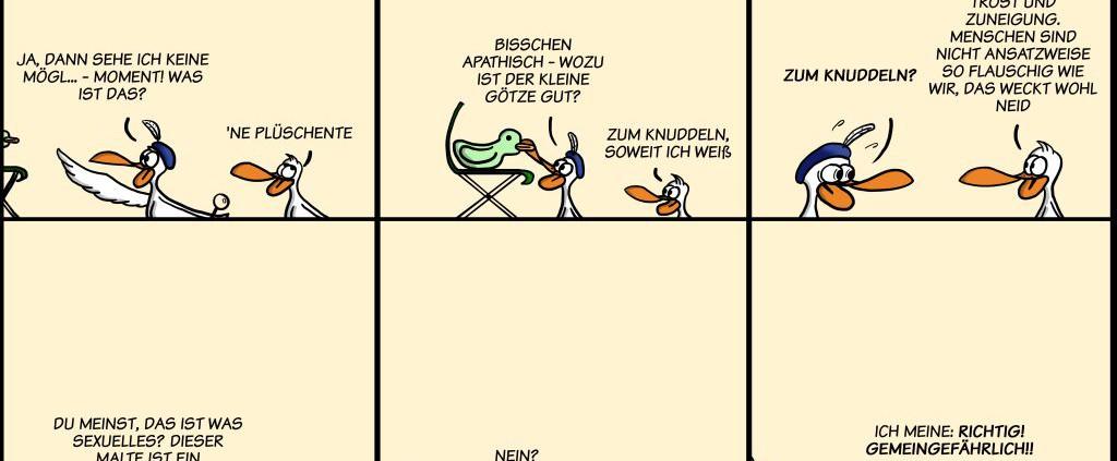Der Wo Ente: Malte, die Drecksau