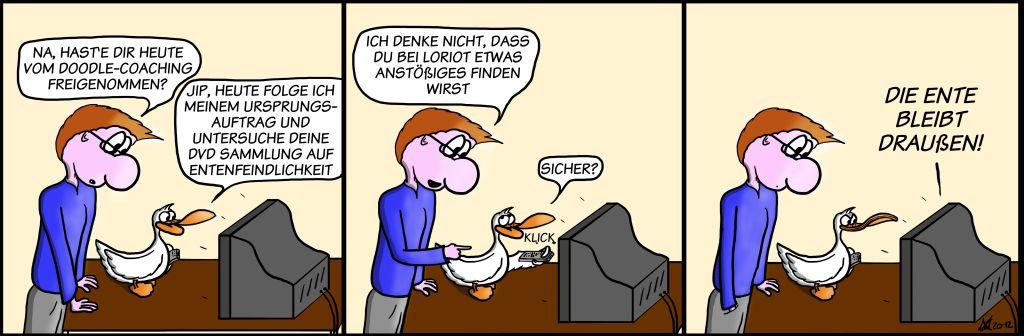 Der Wo Ente: Lüdenscheid und Klöppnersyndrom
