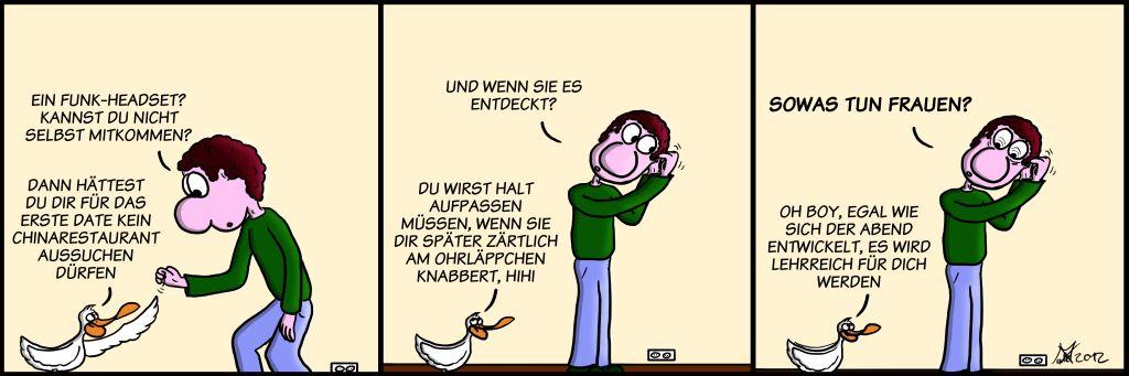 Der Wo Ente: Die tun das