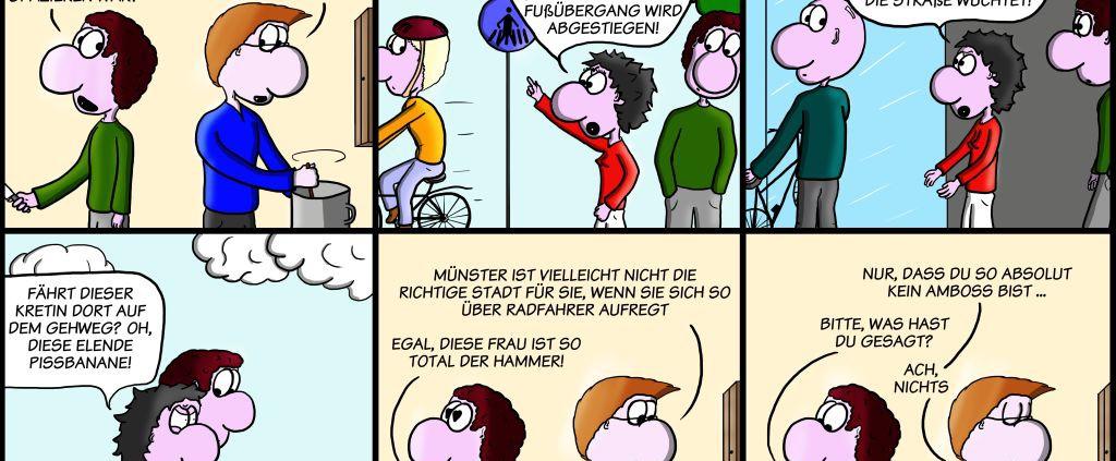 Der Wo Ente: Rad Rage