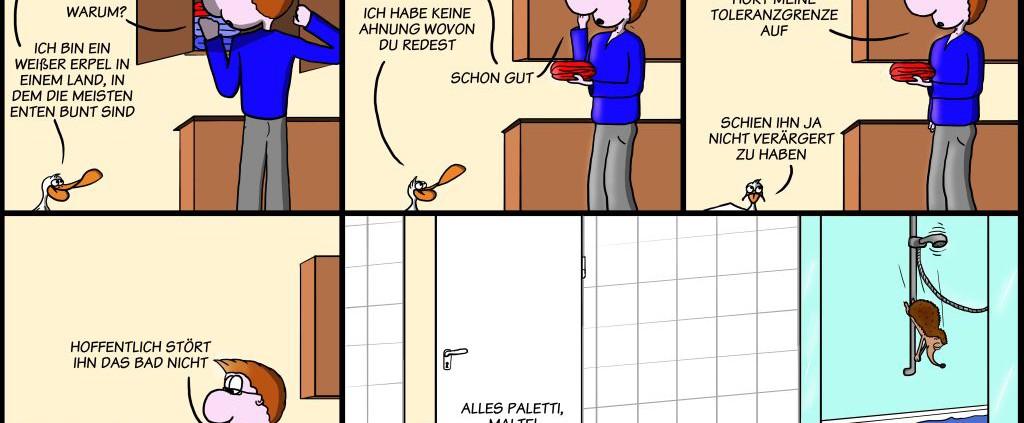Der Wo Ente: Alles Paletti