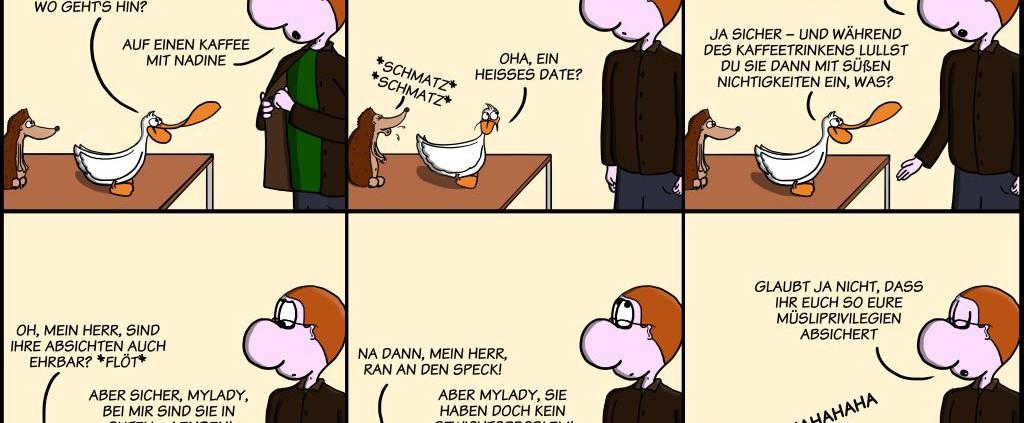 Der Wo Ente: In guten Lenden