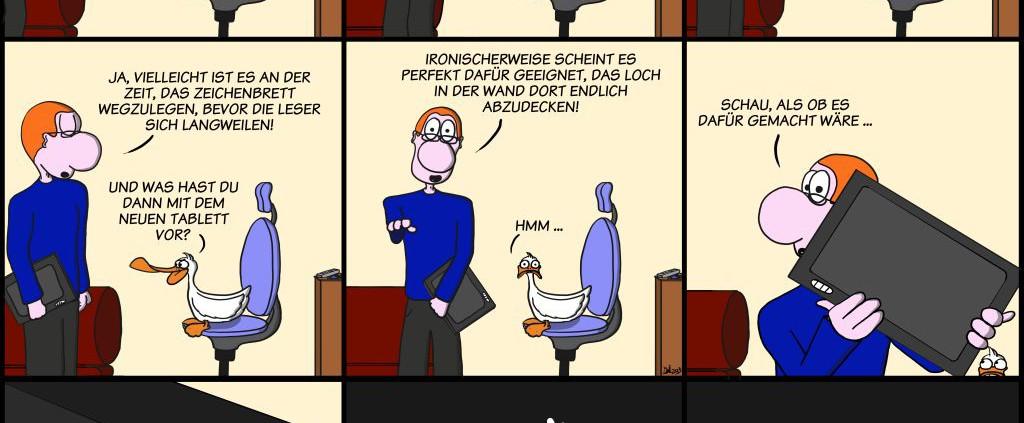 Der Wo Ente: Midlife Crisis