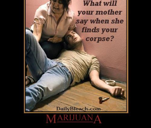 Demotivational: Take her Dope Away