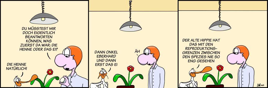 Der Wo Ente: Reproduktionsgrenzen