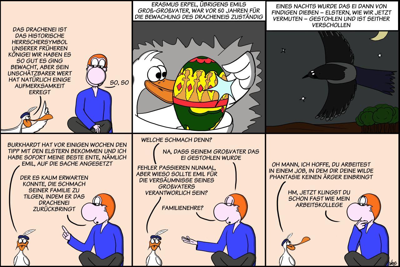 Der Wo Ente: Sippenhaft