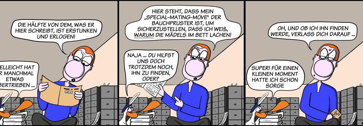 Der Wo Ente: Special-Mating-Move