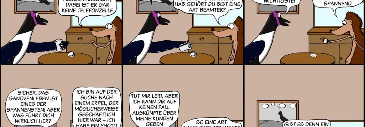 Der Wo Ente: Ganovenehrenwort