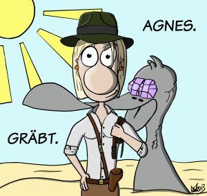 Entenhomie Agnes