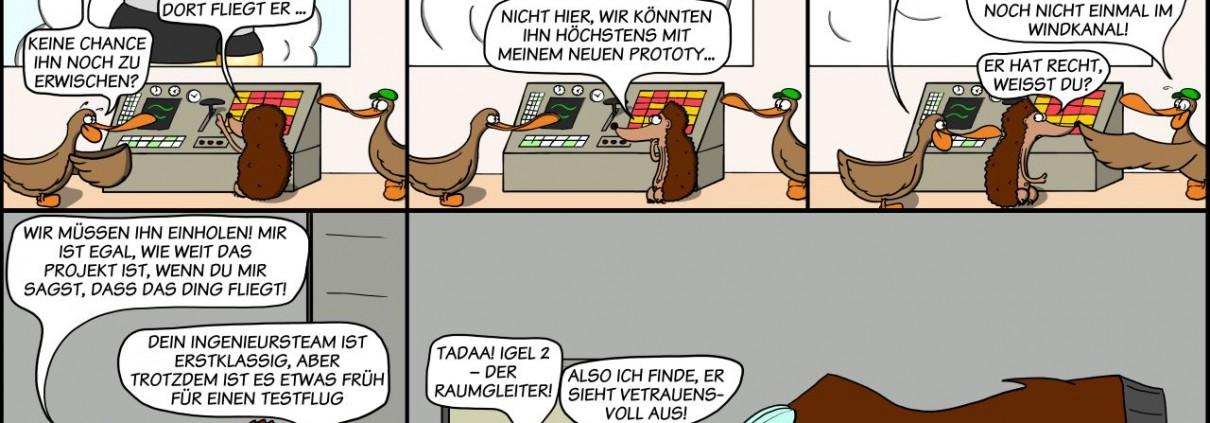 Der Wo Ente: Vertrauensvolles Design