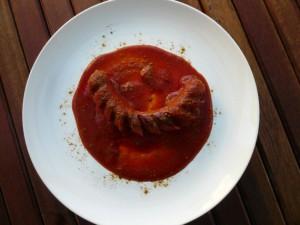 Malte Evers Rezept: Currywurst 1