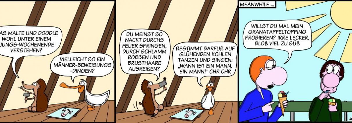 Der Wo Ente: Grönemeyerfragen