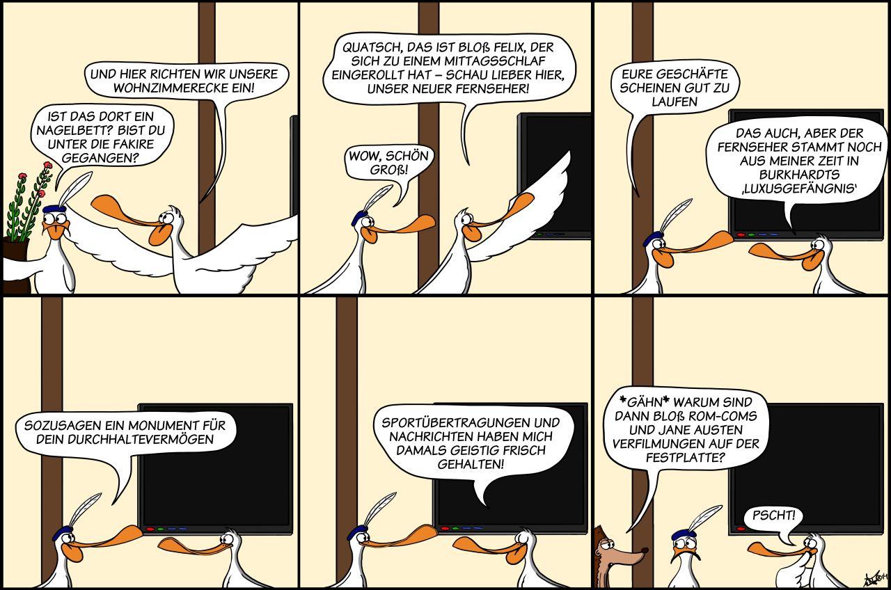 Der Wo Ente: HD-Monument