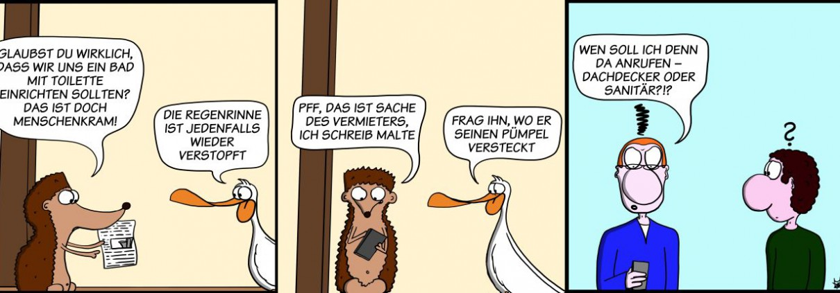 Der Wo Ente: Fachgerechte Entsorgung