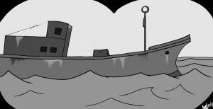 Malte Klingenhäger Gedicht: Altes Boot