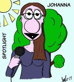 Entenhomie Johanna
