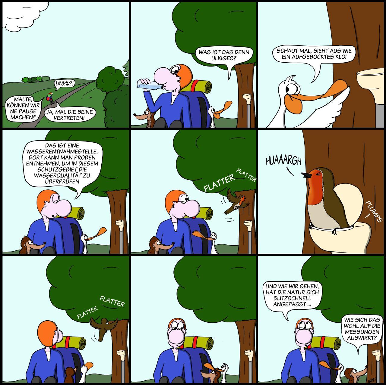Der Wo Ente: Natur