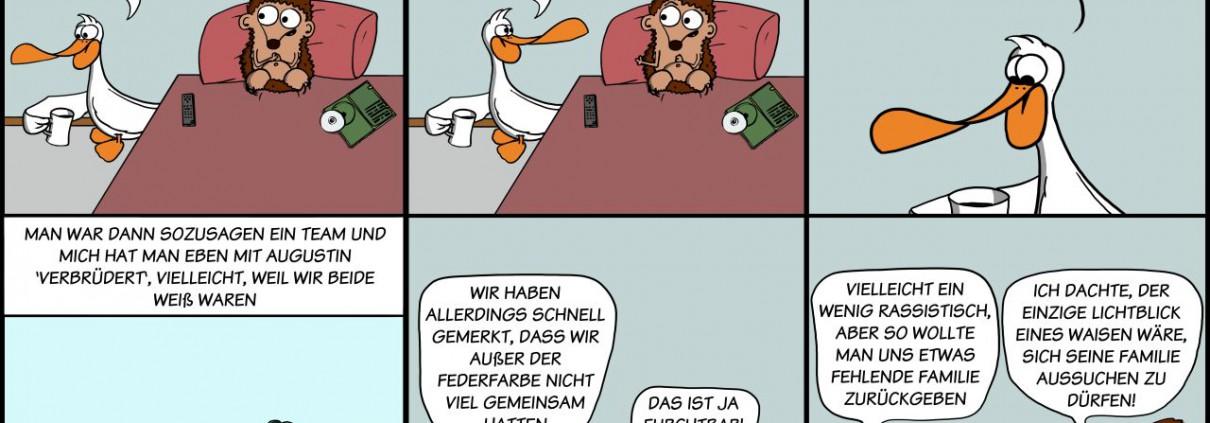 Der Wo Ente: Keine Wahlverwandtschaft