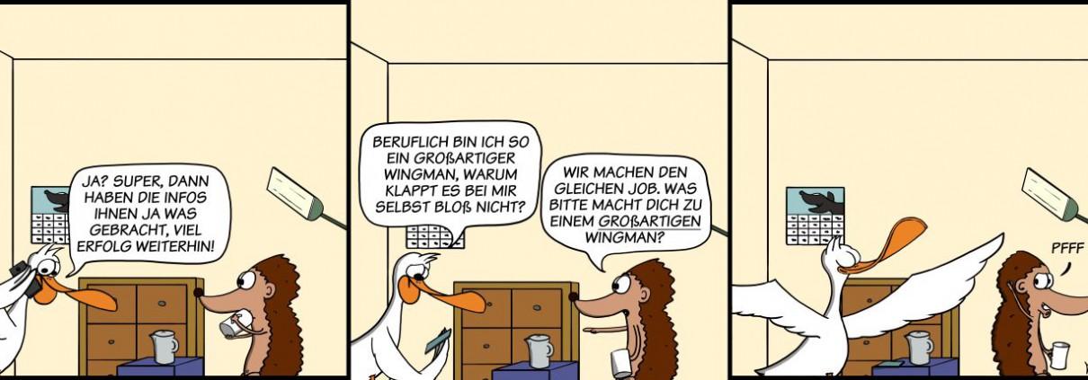 Der Wo Ente: Genetics