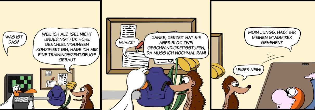 Der Wo Ente: Ingenieurselstern