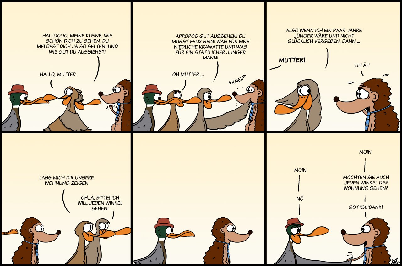 Der Wo Ente: Familienpackung