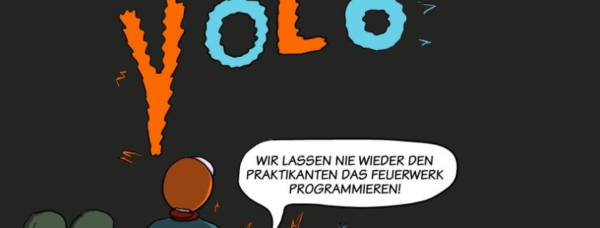 Der Wo Ente: Frohes Neues 2018