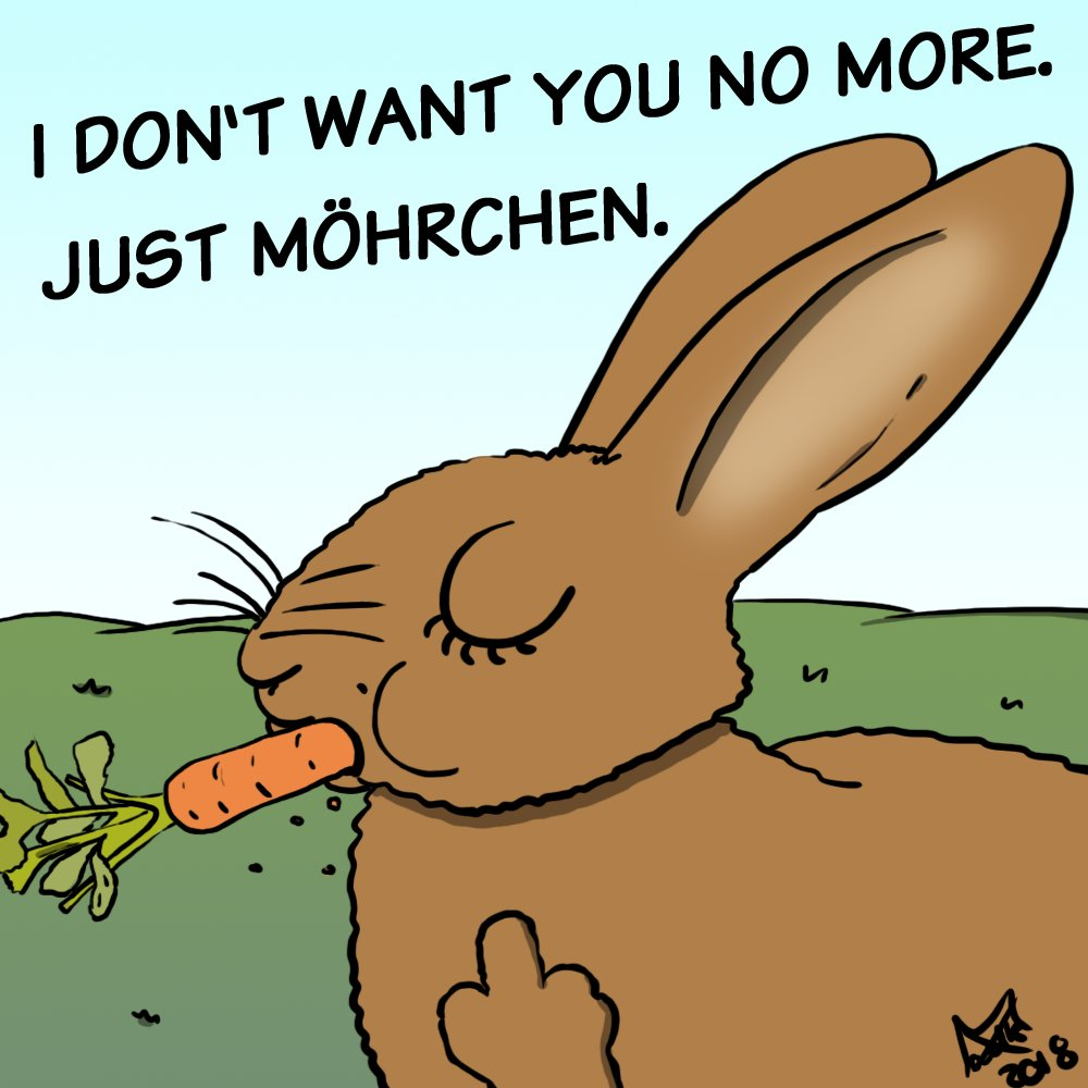 No More But Möhrchen