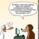 Der Wo Ente: Schmeiss die Fuffies ins Büro