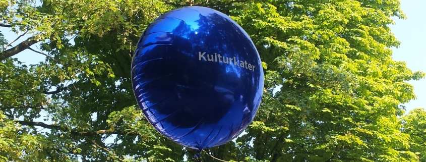 OpenSource Festival 2018 – Kulturkater-Ballon
