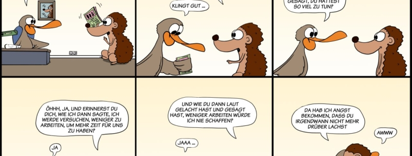 Der Wo Ente: Sicher ist sicher