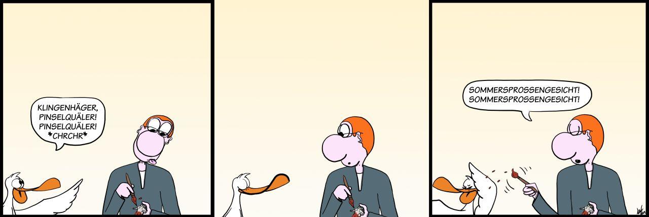 Der Wo Ente: Spotter