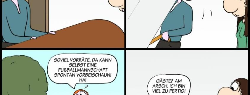 Der Wo Ente: Reserven