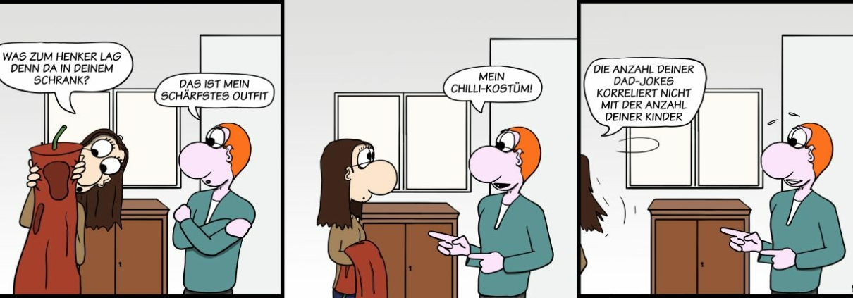 Der Wo Ente: Dad-Jokes