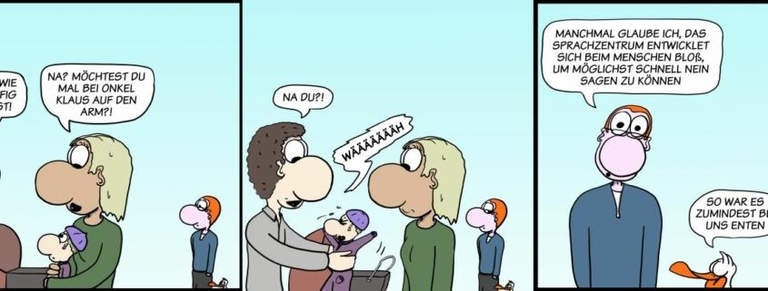 Der Wo Ente: Evolutionstreiber