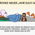 Der Wo Ente: Frohes Neues 2021