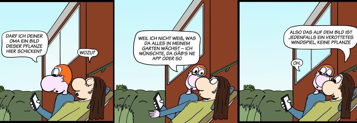 Der Wo Ente: Oma App