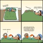 Der Wo Ente: Dazwischengemogelt