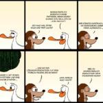 Der Wo Ente: Auf der Hand