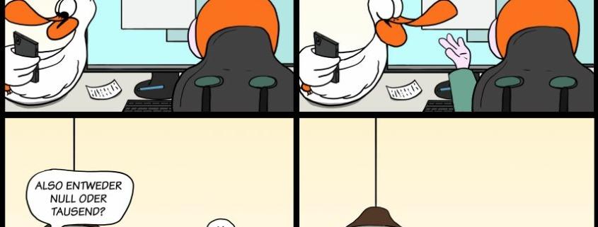 Der Wo Ente: Extreme