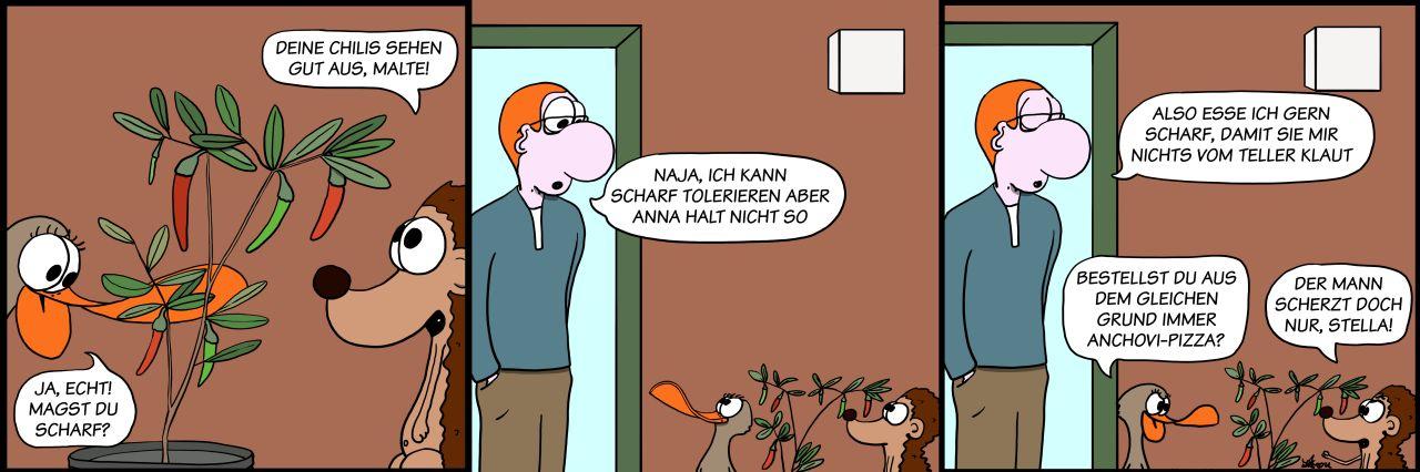 Der Wo Ente: Fressfeinde